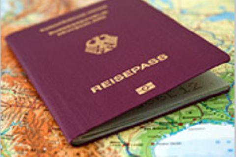 Reisephänomene: Gültigkeit des Reisepasses