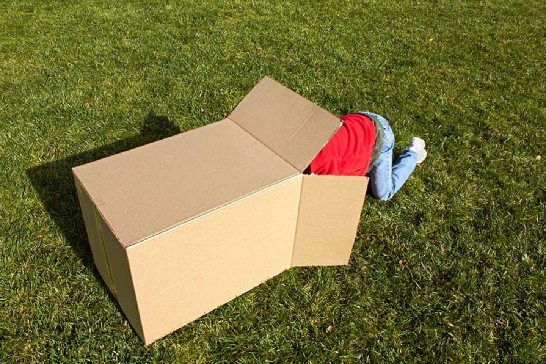Redewendung: Nicht was im Kasten ist, ist relevant, sondern was man auf dem Kasten hat - denn dann kann man etwas richtig gut