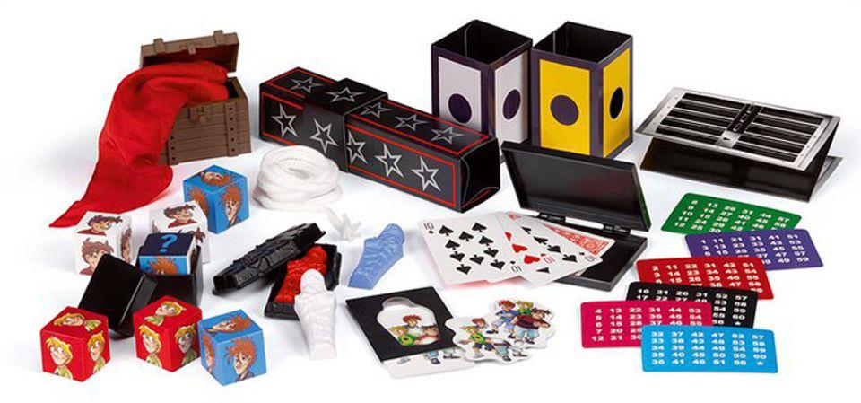 Spieltipp: Mein Zauberkasten