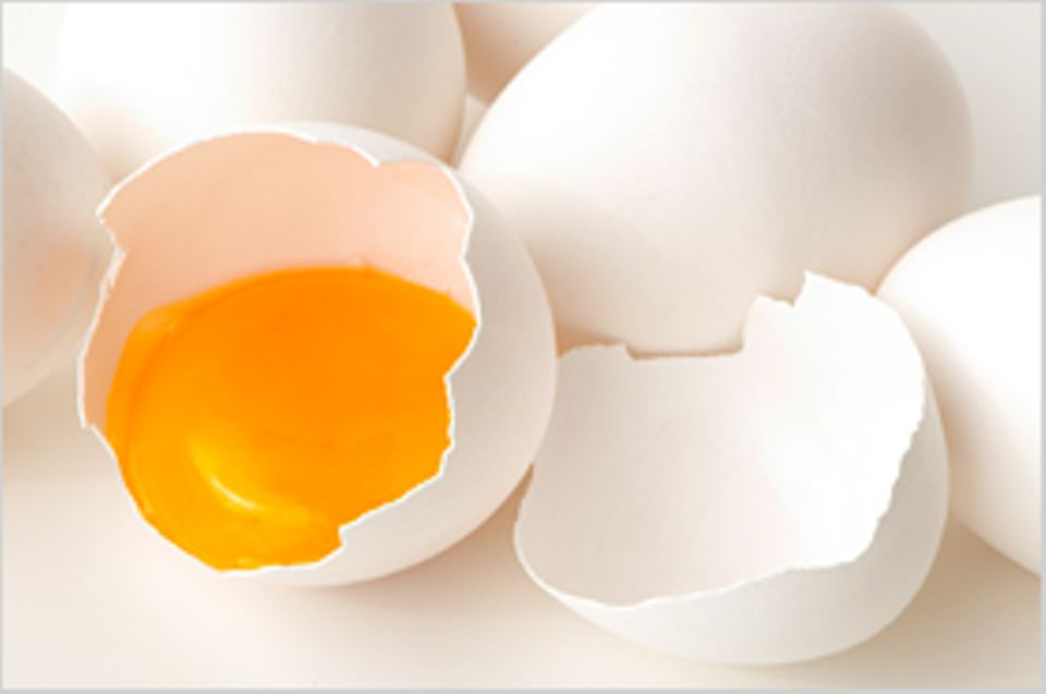 Redewendung: Das Gelbe vom Ei