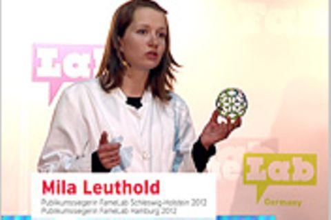 FameLab: Bühnenreife Wissenschaft 2013