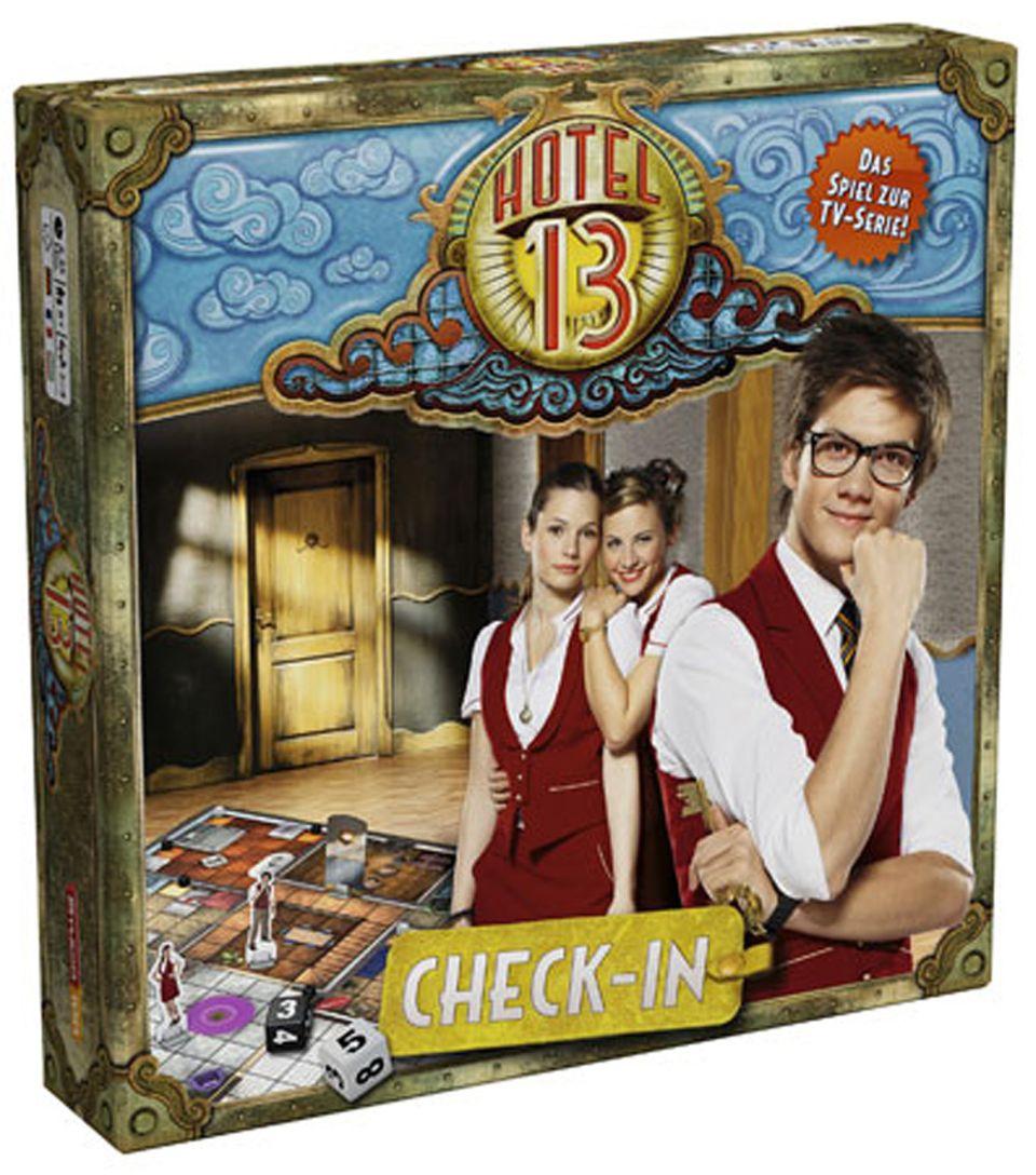 Spieltipp: Spieltipp: Hotel 13 - Check-In