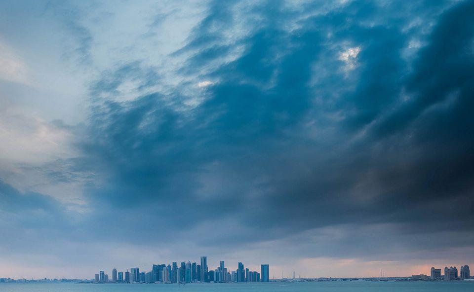 Klimakonferenz in Doha: Symbolträchtiger Veranstaltungsort: Laut Statistiken der Weltbank hat Katar im Ländervergleich den höchsten Pro-Kopf-CO2-Ausstoß
