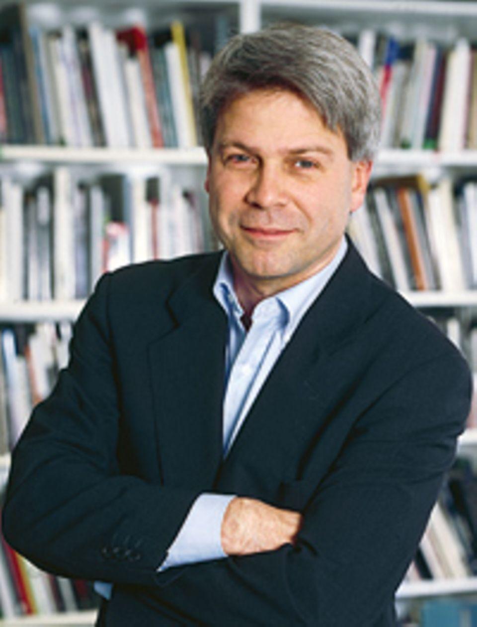 Chefredakteur Michael Schaper