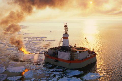 """Bodenschätze: """"Goldrausch-Mentalität in der Arktis"""""""