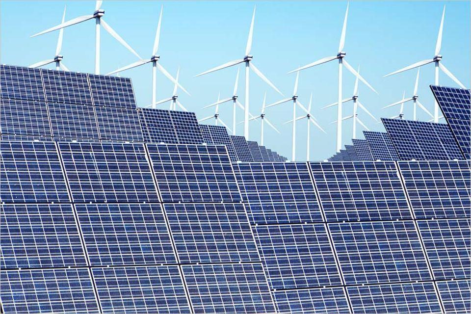 Umweltpolitik: Nur ein ästhetisches Problem? Mehr erneuerbare Energien heißt auch: mehr Flächenverbrauch