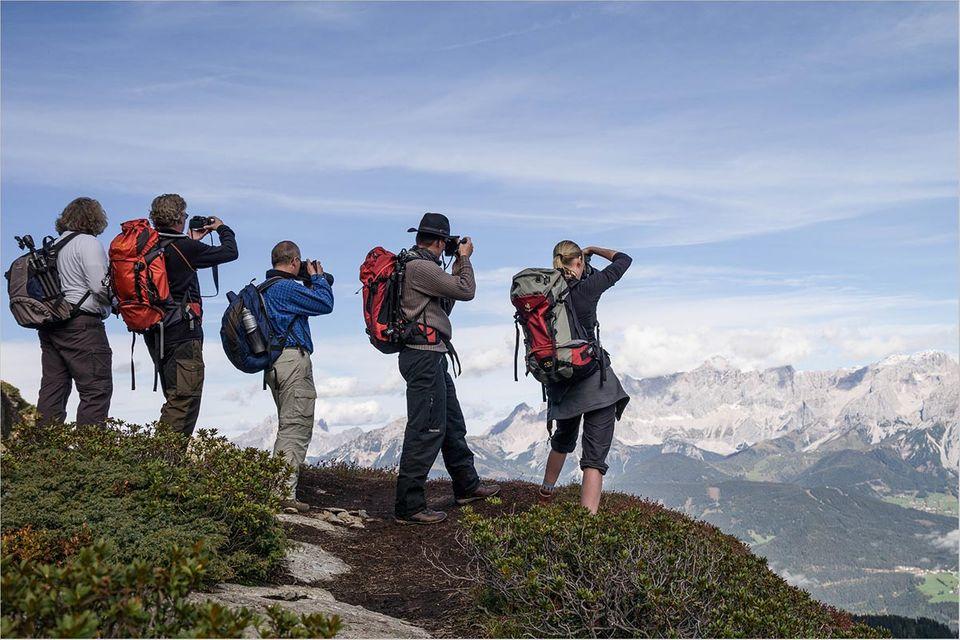 Themenschwerpunkt Reisefotografie: Mit der Kamera im Urlaub