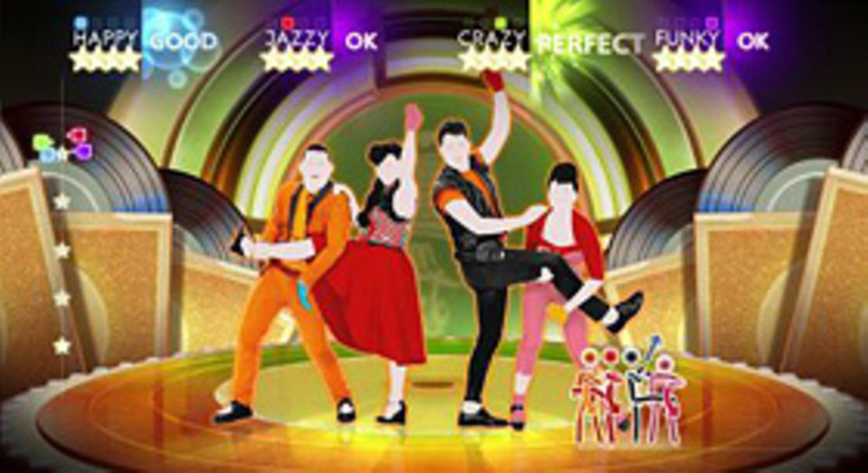 Spieletests: Von Tanzschritten, Hebefiguren und aktuellen Chart-Hits: Just Dance 4