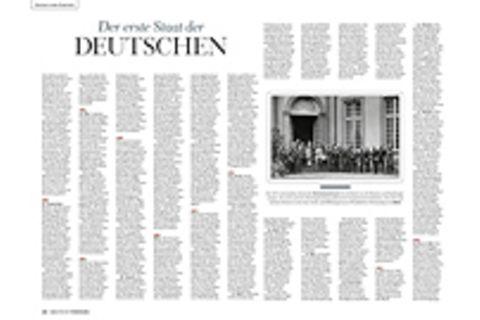 Deutsches Kaiserreich: Chronik: Deutsches Kaiserreich
