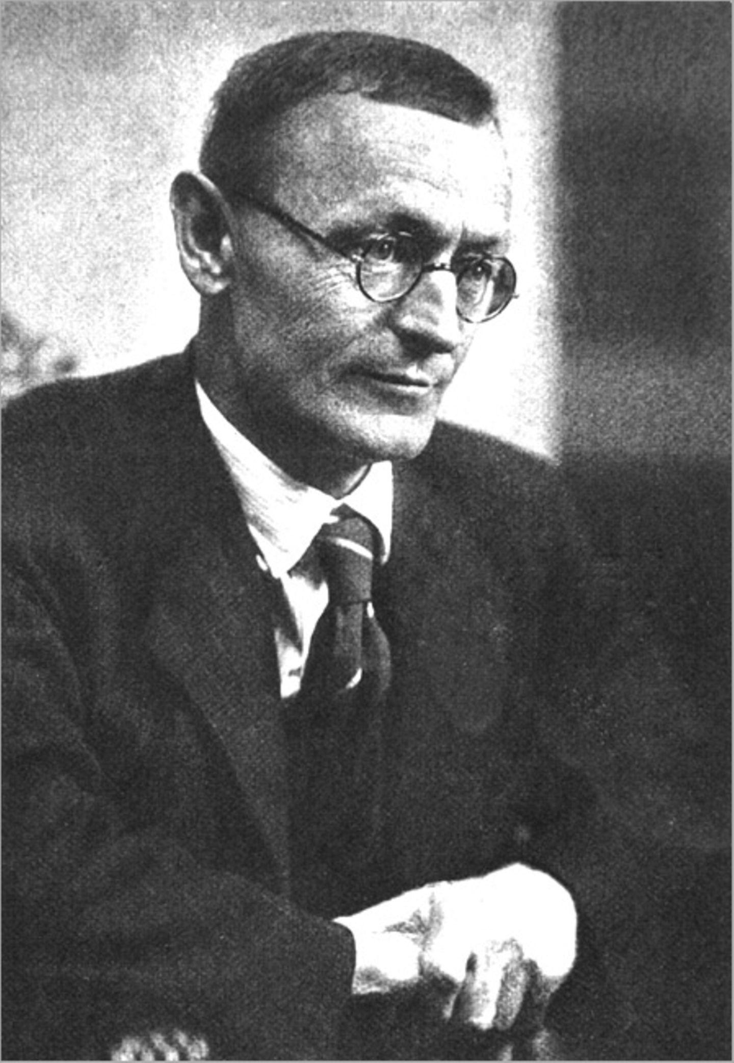 Weltveränderer: Hermann Hesse erhielt den Nobelpreis für Literatur