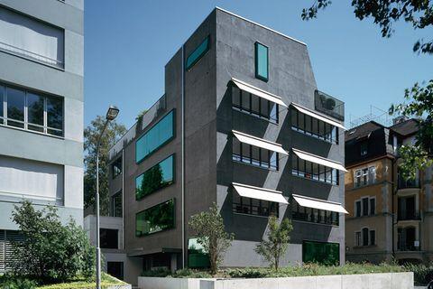 Öko-Architektur: Wärmespeicher in der Tiefe