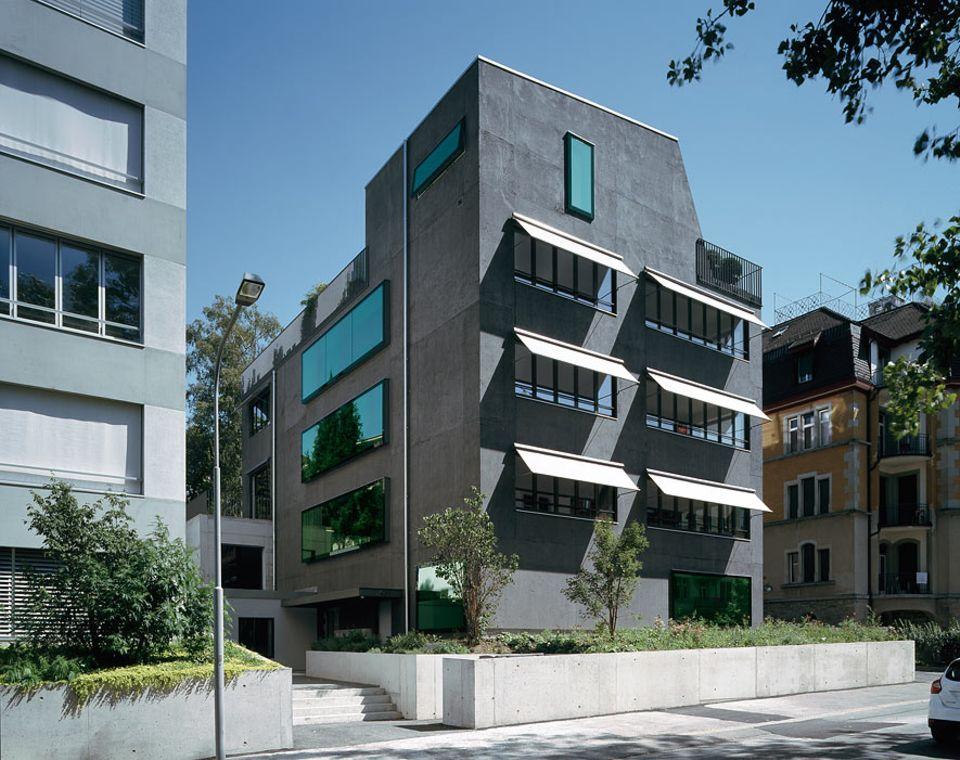 Öko-Architektur: Das Projekt B35 beweist: CO2-freies Wohnen ist möglich