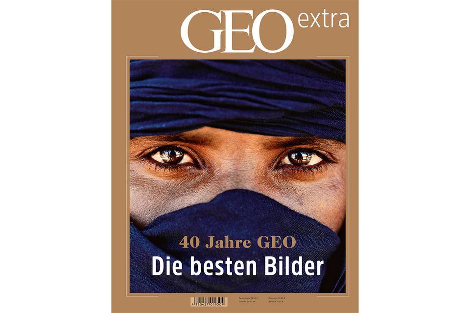 GEO EXTRA Nr. 2: 40 Jahre GEO: Die besten Bilder