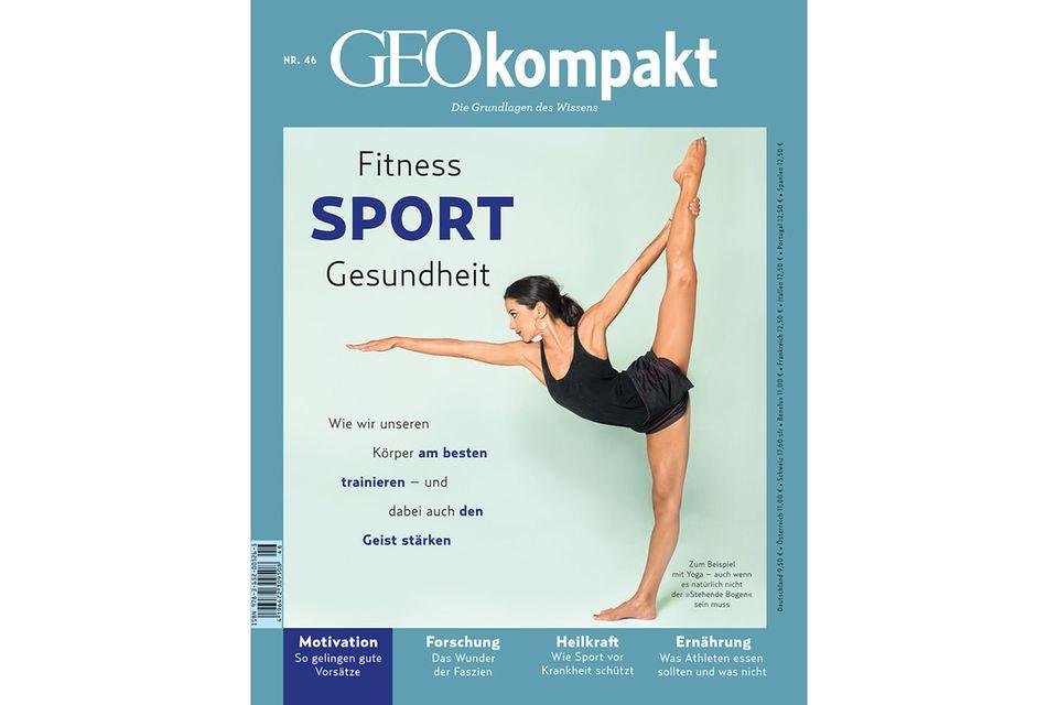 GEO KOMPAKT Nr. 46 - 03/16: GEO KOMPAKT Nr. 46 - 03/16 - Sport