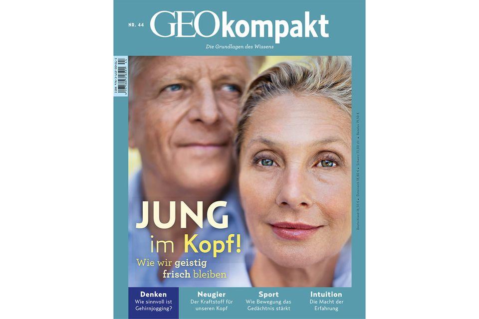 GEO KOMPAKT Nr. 44 - 09/15: GEO KOMPAKT Nr. 44 - 09/15 - Jung im Kopf