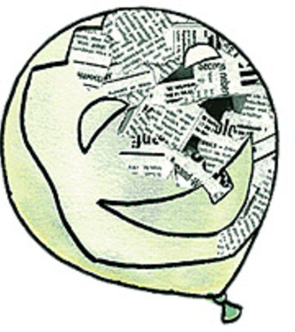 Verkleiden: Faschingsmasken zum Selbermachen