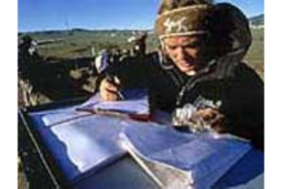 Archäologie: Im Palast des Dschingis Khan