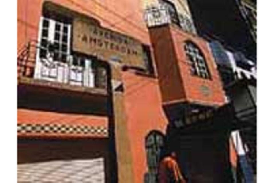 Mexiko-Stadt: Art-déco in Condesa