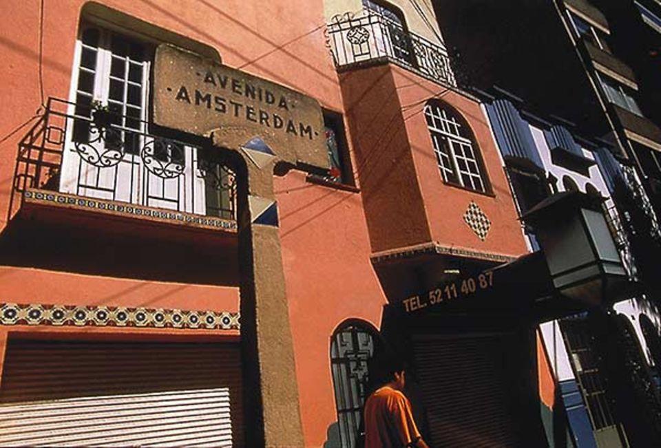 Beste Wohngegend: Die Avenida Amsterdam