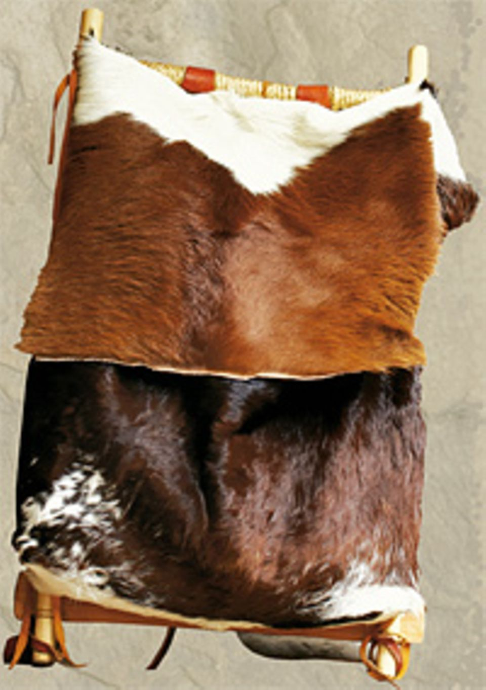 Verkleiden: Von Kopf bis Fuß im Ötzi-Look
