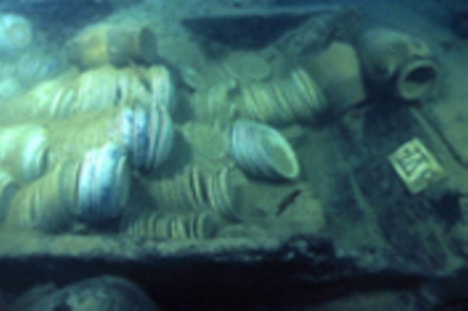 GEO EPOCHE China: Meeres-Archäologie: Heiße Fracht