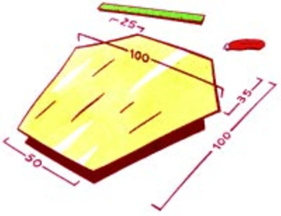 Bauanleitung: Flugdrachen aus Holz