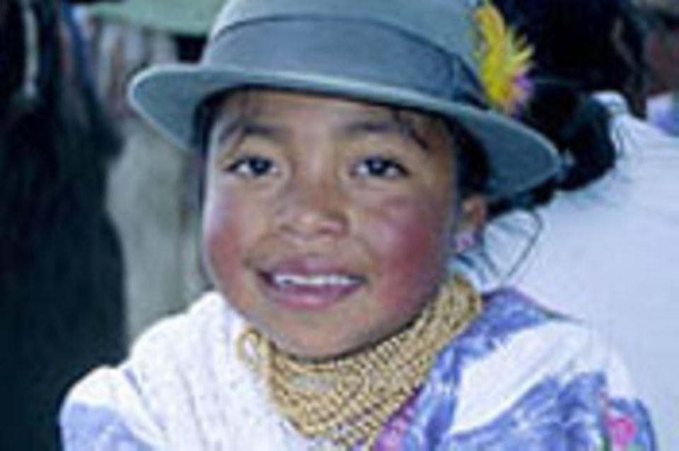 Ecuador: Hoffnung in den Anden