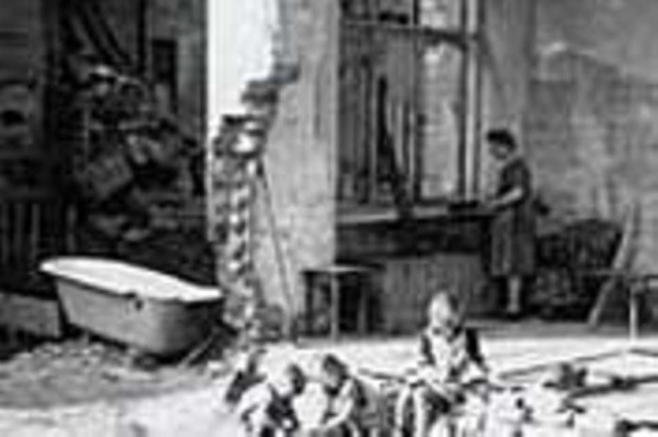 Nachkriegszeit: Alltag in Trümmern