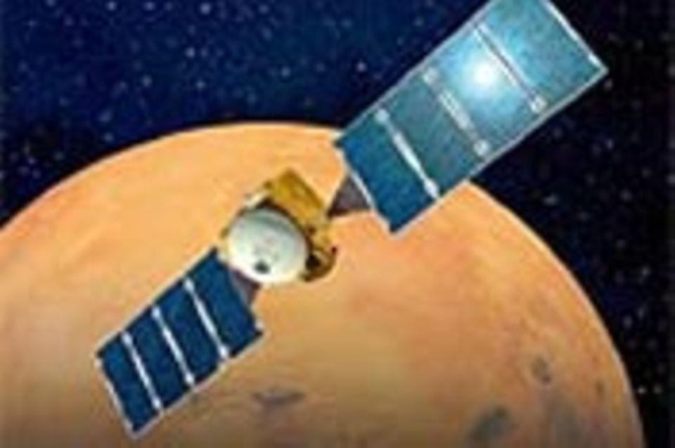 """Mars-Mission: Countdown für den """"Mars Express"""""""