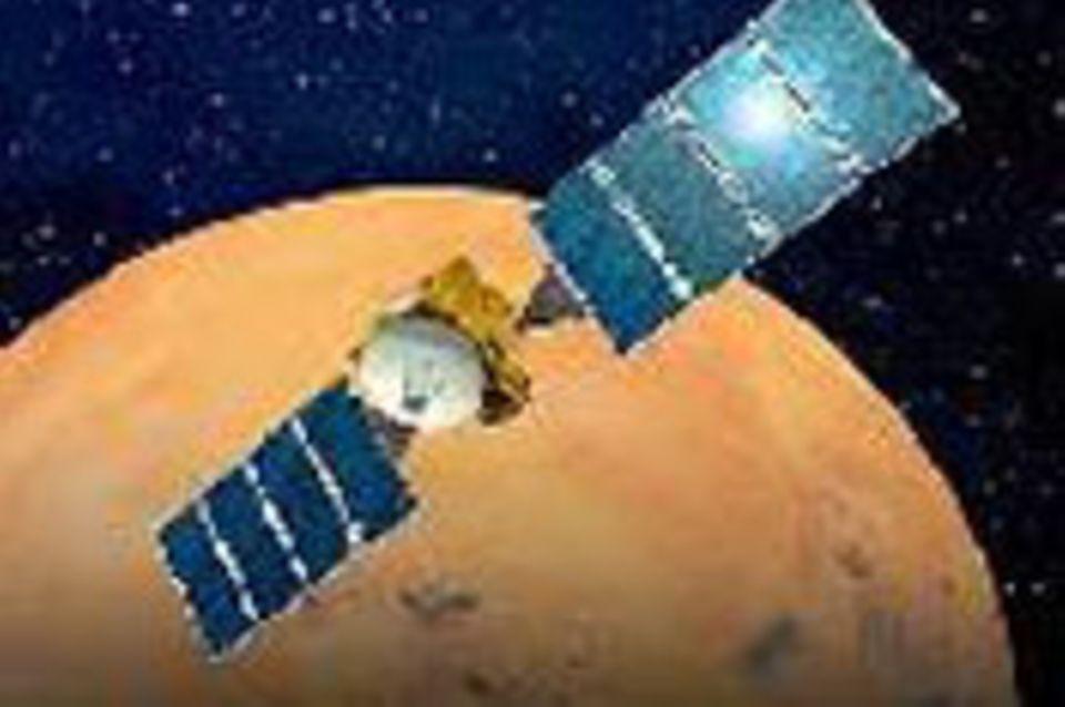 Aufbruch zum Mars