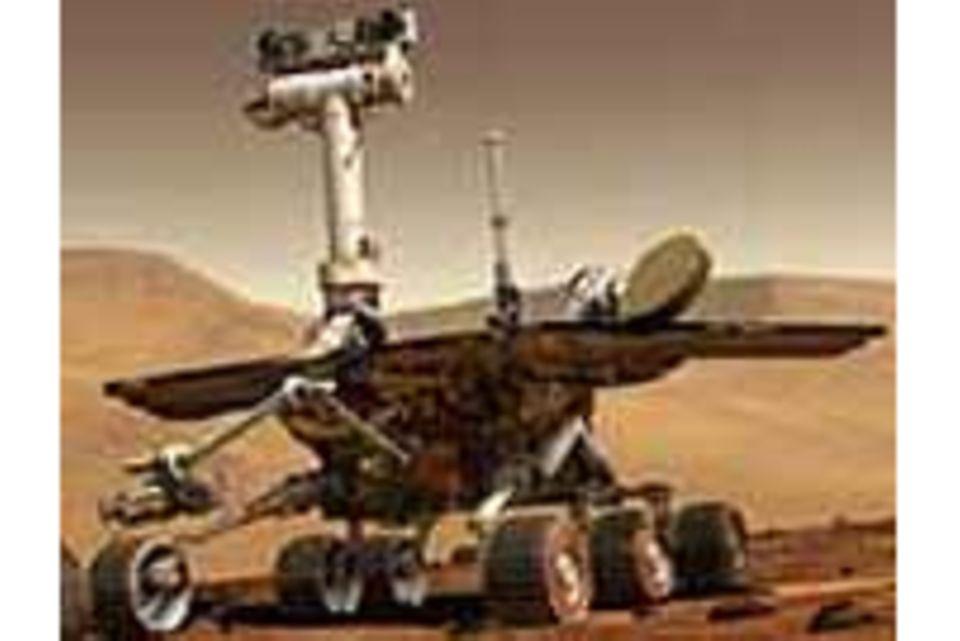 Mars-Missionen: Gibt es Leben auf dem Roten Planeten?