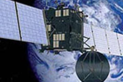Rosetta: Blind Date mit einem Kometen