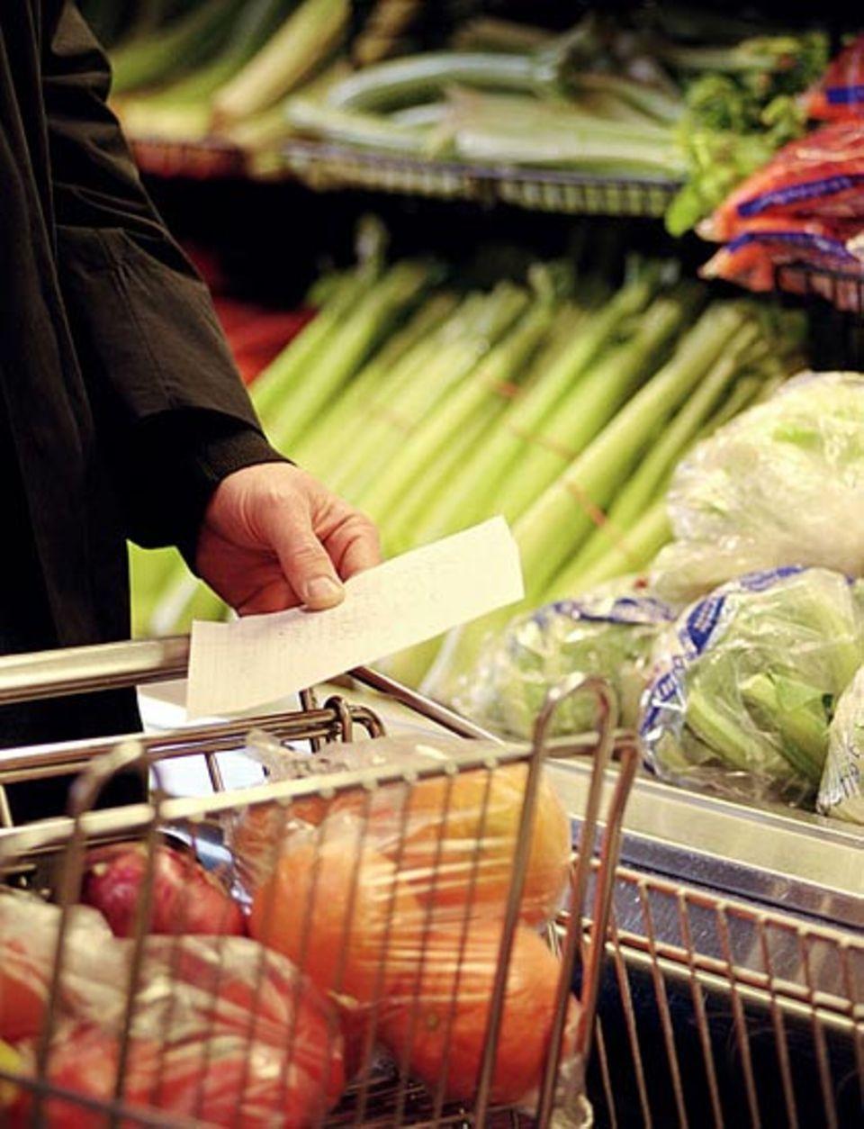Wer überlegt einkauft, kann Gemüse mit hohen Pestizid-Rückständen vermeiden