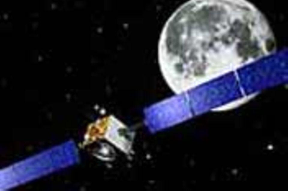 SMART-1: Mit Ionen zum Mond