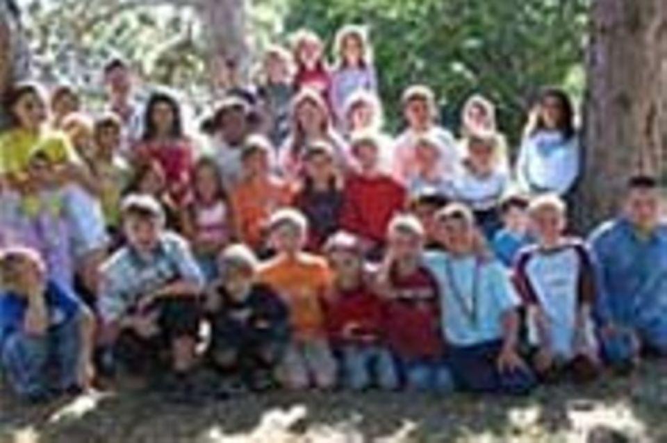 Die Sieger des Schülerwettbewerbs am 5. GEO-Tag der Artenvielfalt