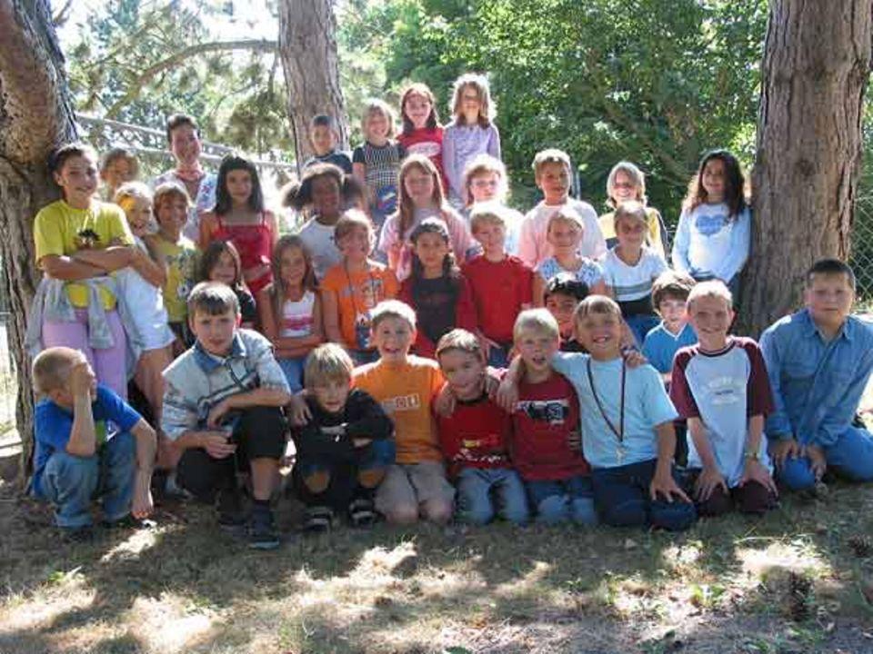 Die Schüler der Klasse 3a, Grundschule Bad Neustadt/Saale