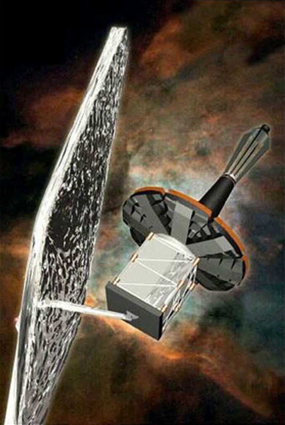 Hubbles Nachfolger: das James Webb Space Telescope