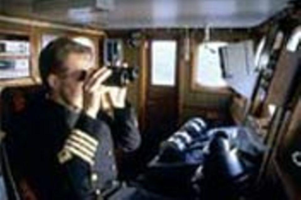 Beruf: Kapitän