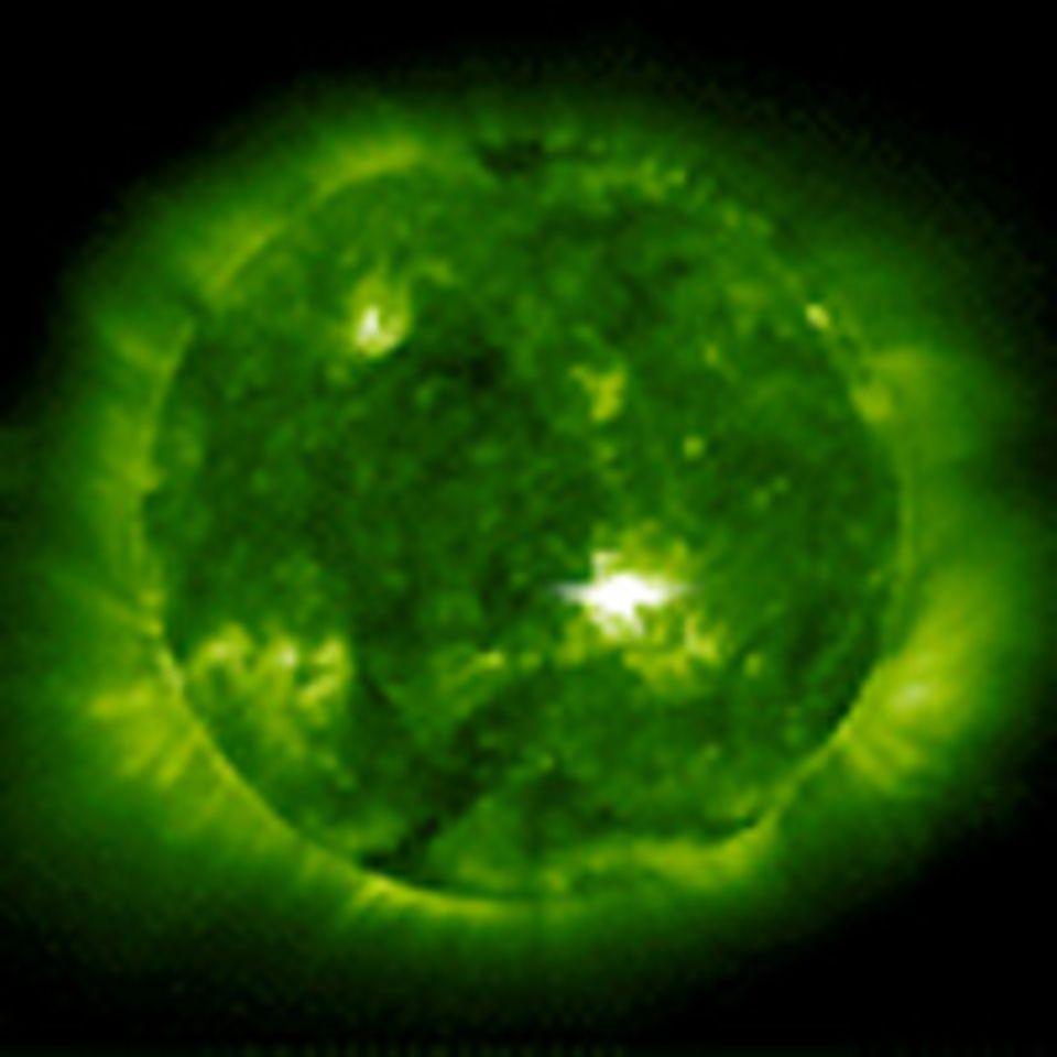 Wissenschaft: Die Sonne wird ständig beobachtet