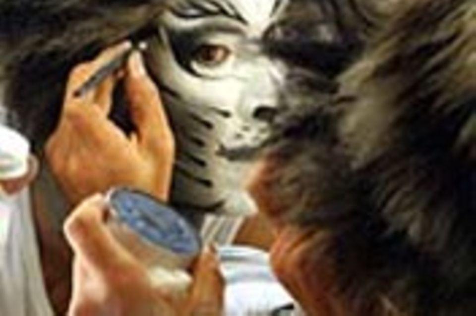 Beruf: Maskenbildner