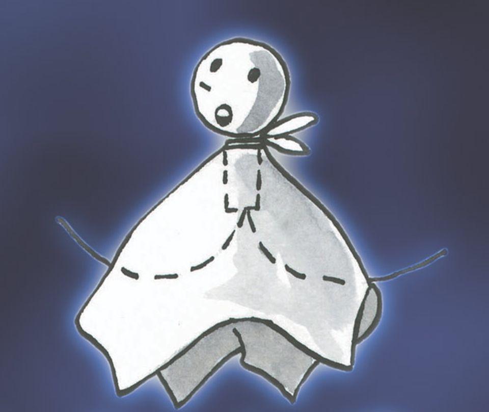 Basteltipps: Geisterstunde: Dekotipps und Leckereien für Halloween