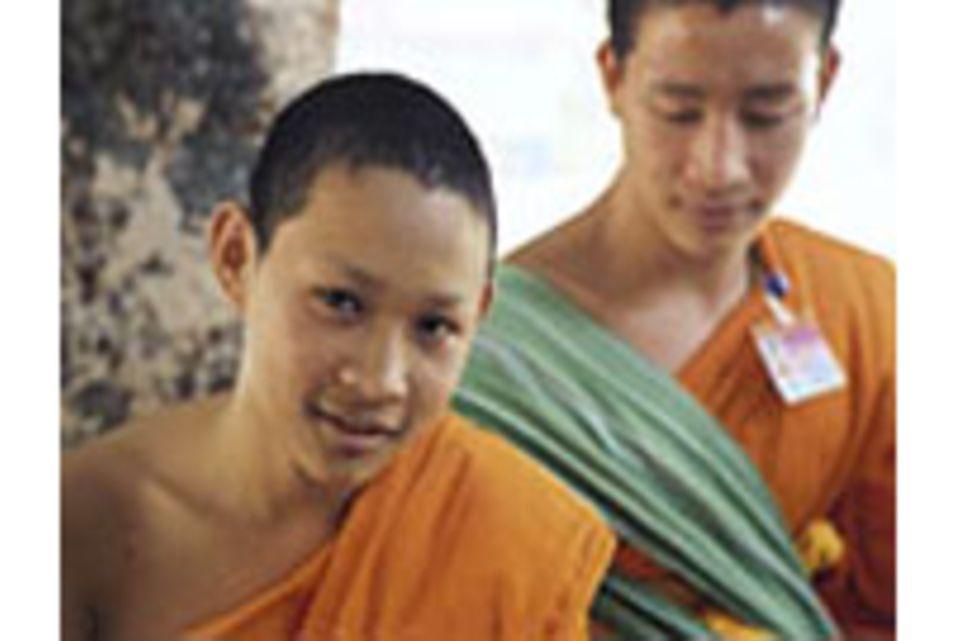 Leben und Lernen im Tempel
