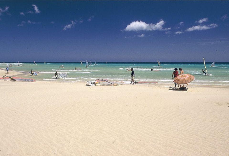 An der Jandia Playa