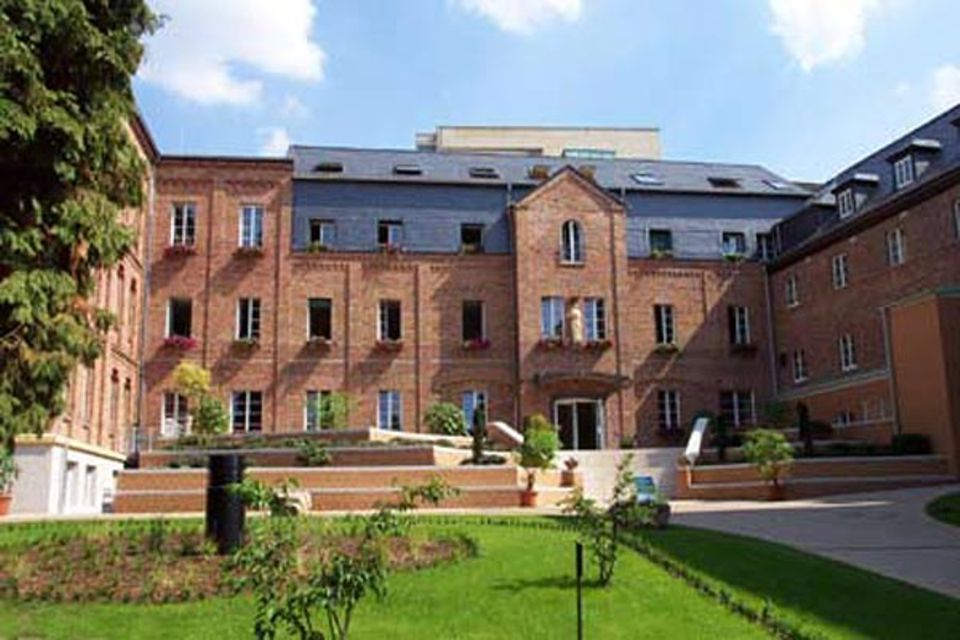 Kloster Arenberg bei Koblenz: Hier gibt es seit Ende Juli ein Vitalzentrum