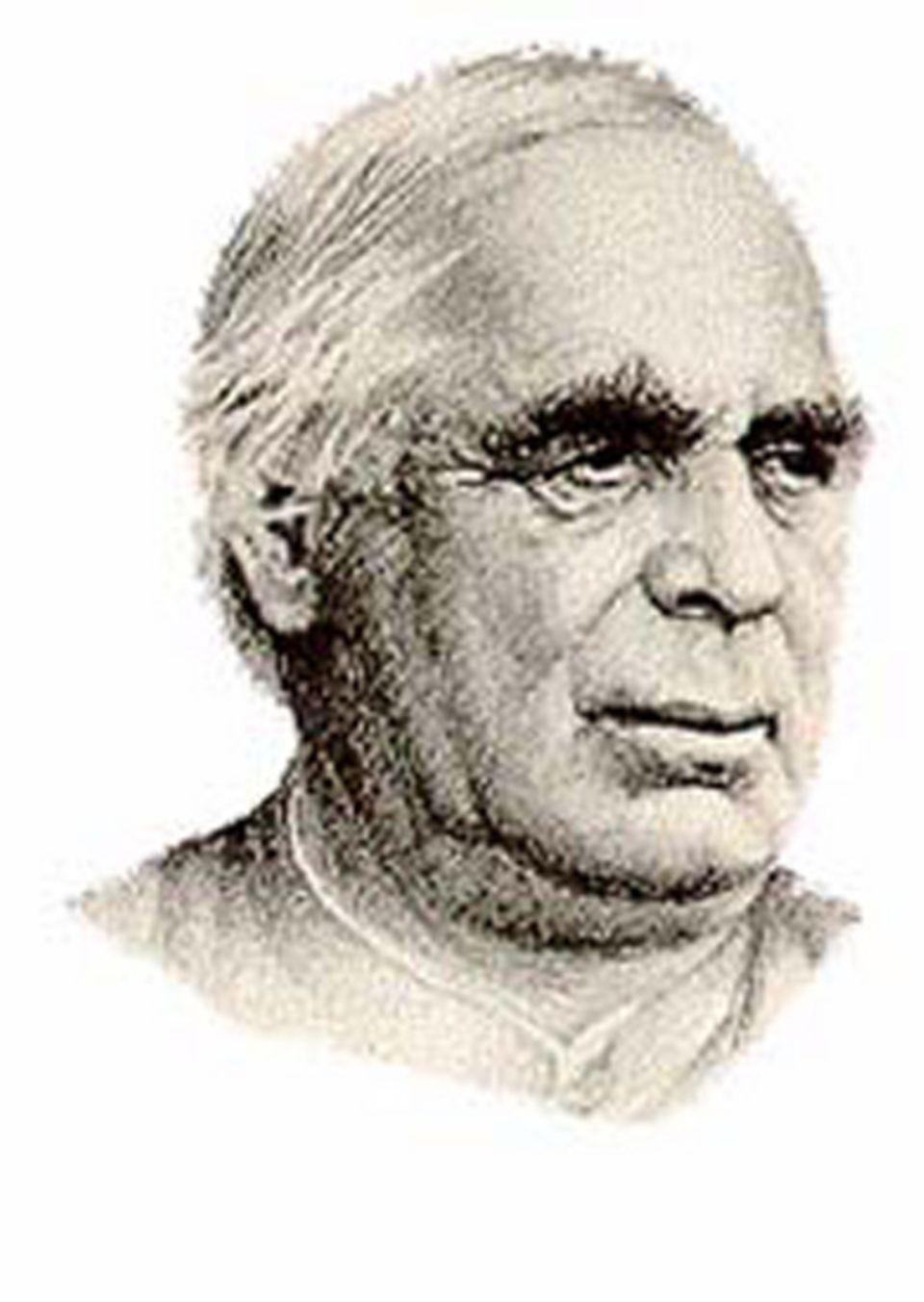 Pater Sebastian Kneipp, Erfinder der heilbringenden Wasserkuren