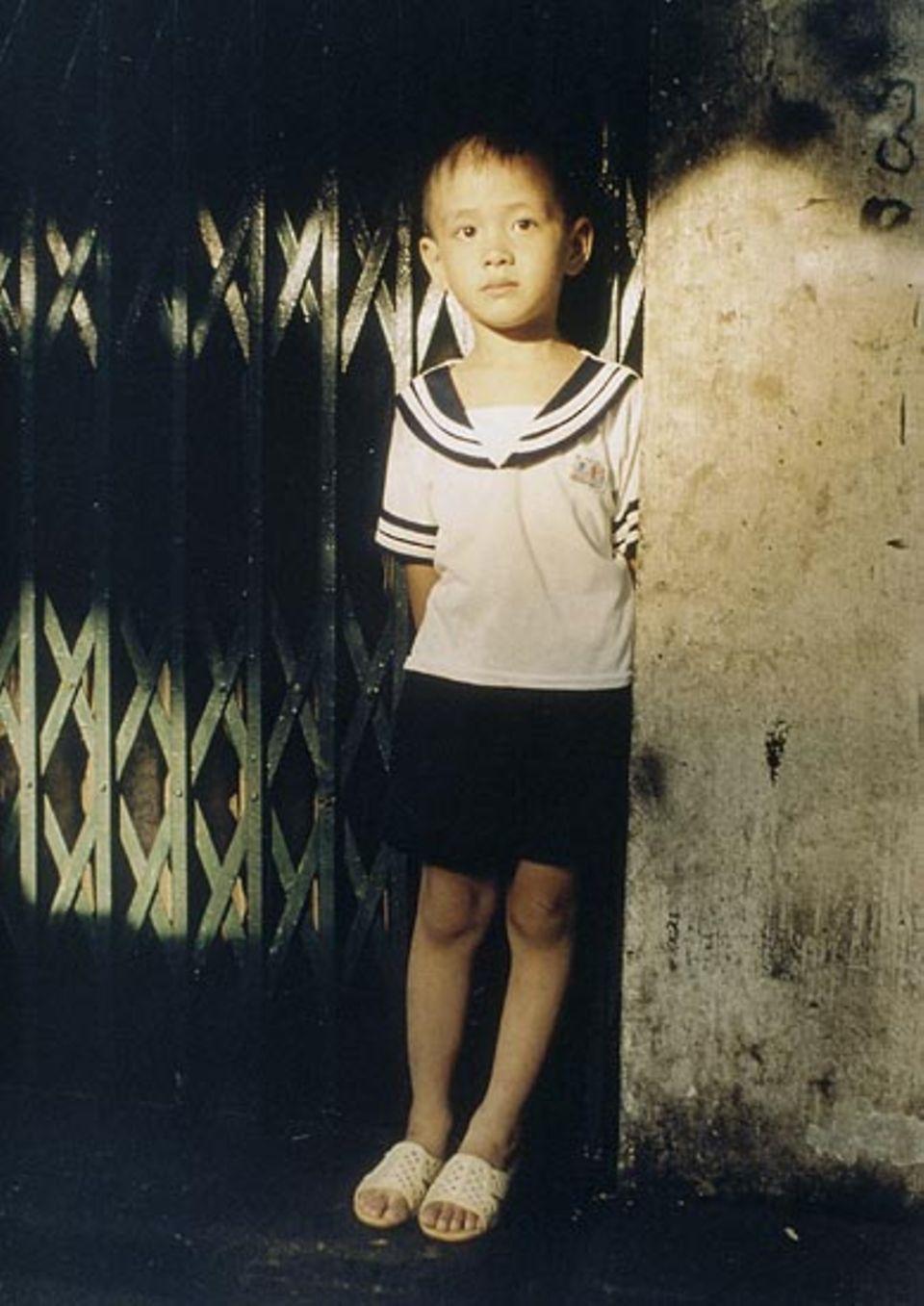 Ha Le Nguyen, geboren am 15. November 1998 in Hanoi, Vietnam