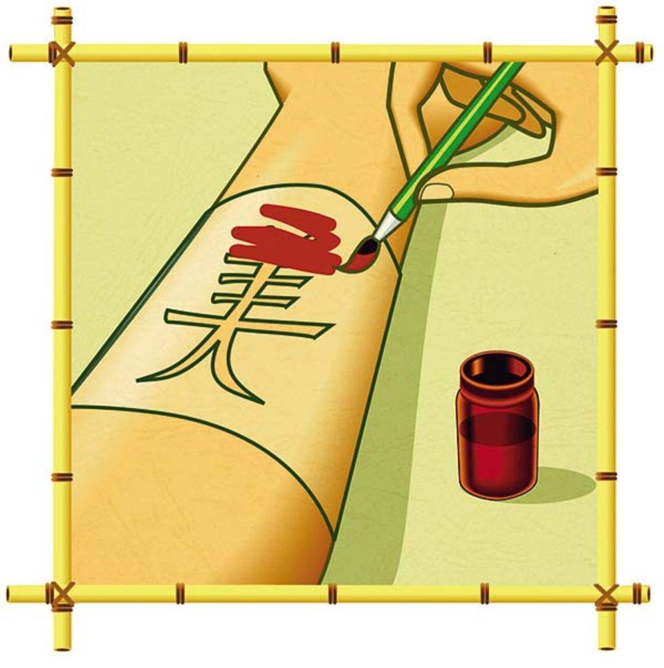 Anleitung: Tattoos selber machen