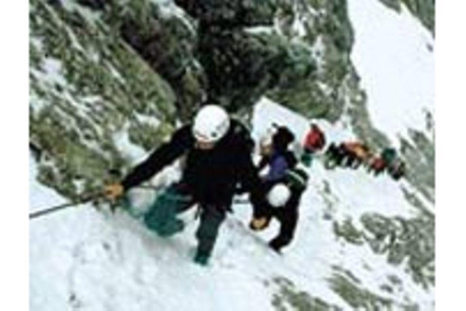 Abenteuer: Klettersteig für Anfänger