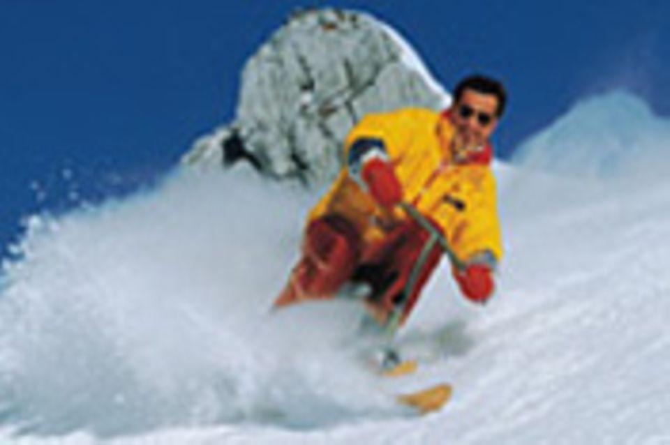 Wintersport: Neuer Pistenzauber