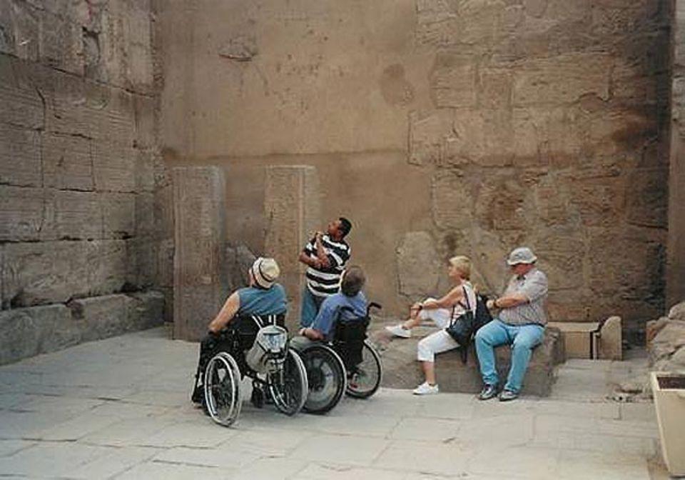 Rundreise durch Ägypten
